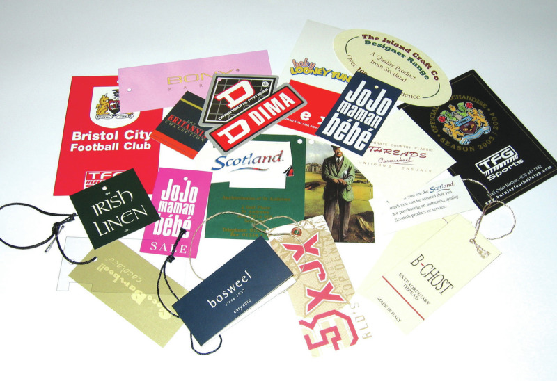 Hang Tags / Swing tickets