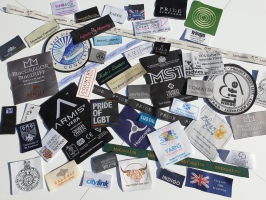 Woven labels and Badges